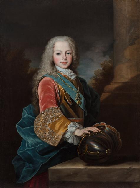 , 'Portrait of the Infante Don Fernando, later Fernando VI, at the age of 10,' , Robilant + Voena