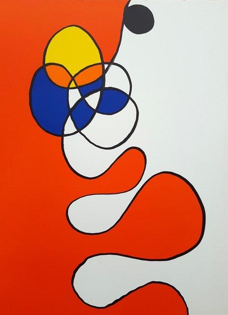 Alexander Calder, 'Derriere Le Miroir No. 173 (Abstract III)', 1968, Graves International Art