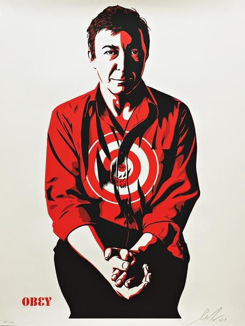 Shepard Fairey (OBEY), 'Jasper Johns ', 2009, Alpha 137 Gallery