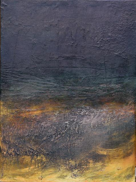 , 'Breaking Waves, Skye,' 2016, Little Buckland Gallery