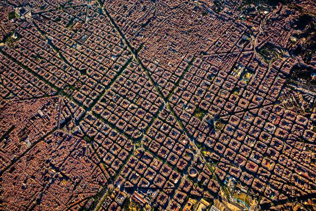 Vincent Laforet, 'Barcelona II', 2015, Fahey/Klein Gallery
