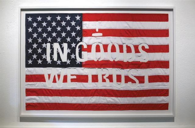 , 'In Goods We Trust,' 2013, Underdogs Gallery