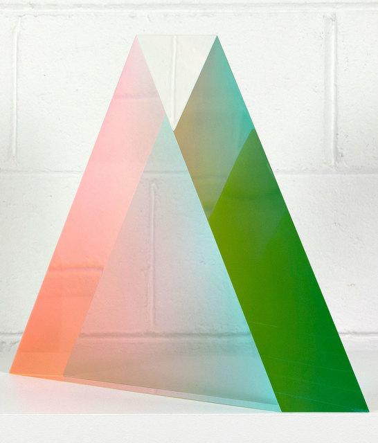 , 'Pastel Pyramid,' 1977, Caviar20