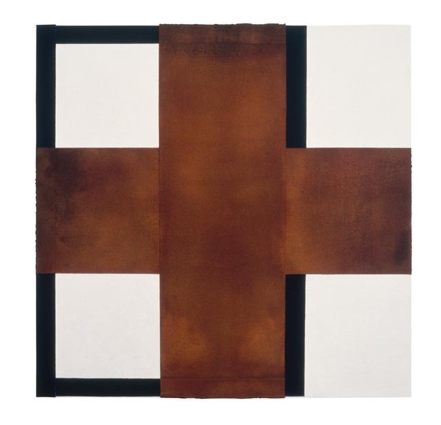 Harvey Quaytman, 'Dumka', 1987, Anderson Collection at Stanford University