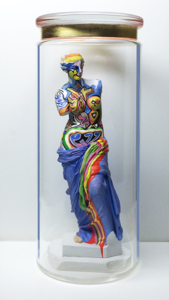 Clement Kamena, 'Jar Memory: Street Venus 2', 2015, Gilles Clement Gallery
