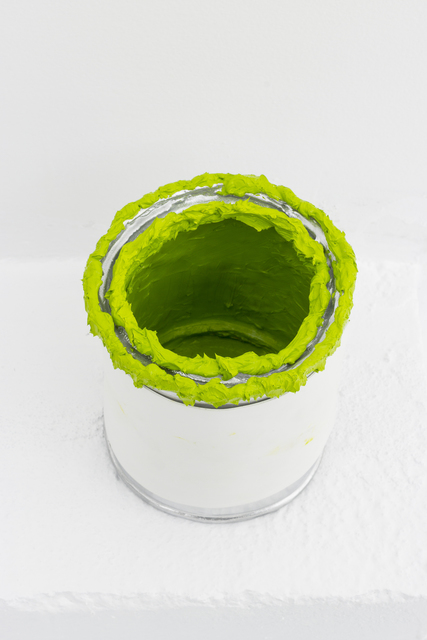 , 'Quart Paint Can (Green),' 2015, Wil Aballe Art Projects   WAAP
