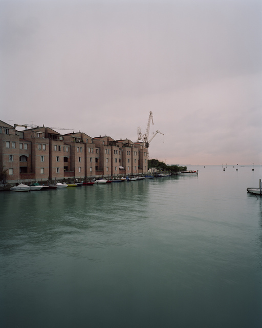 , 'At What Time Does Venice Close X,' 2018, ARTE GLOBALE