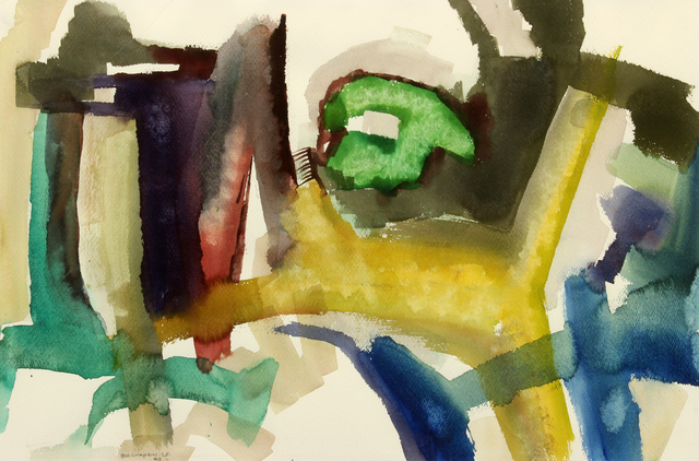 , 'Dark Canyon,' 1940, Addison Rowe Gallery