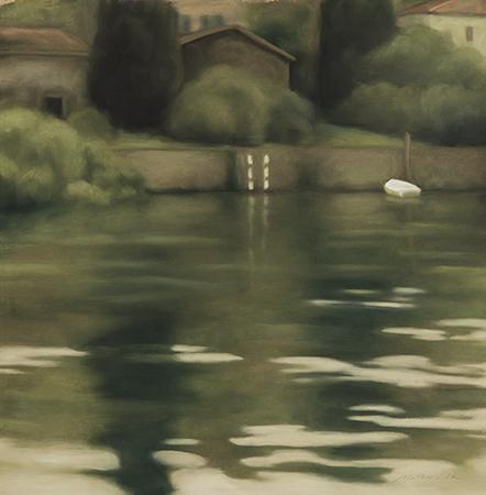 , 'Lake Como,' , Pucker Gallery