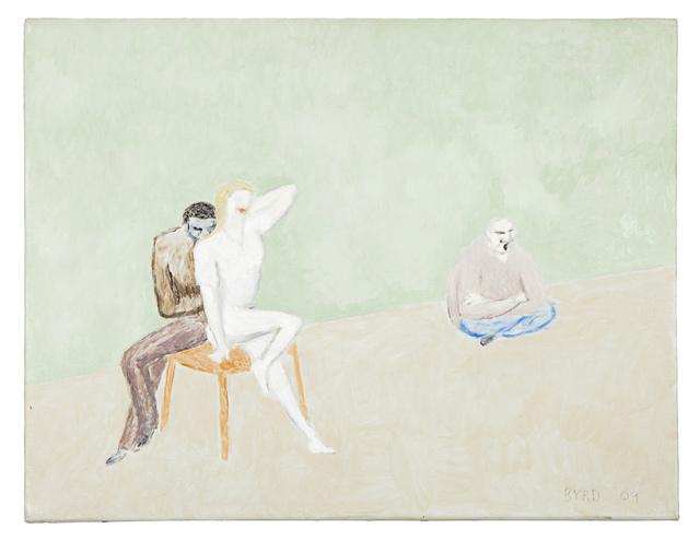 , 'Nurse, Aid and Patient,' 2009, Fleisher/Ollman