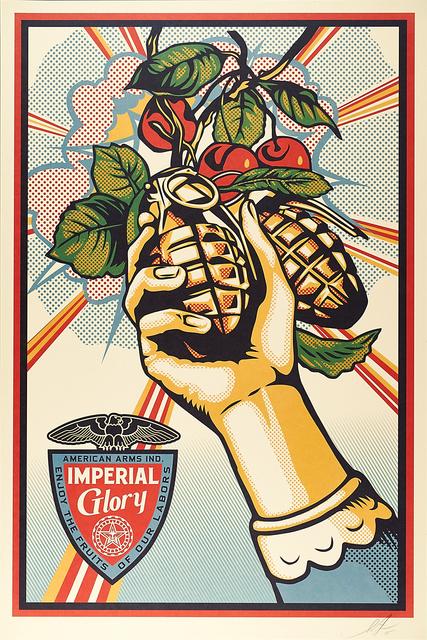 Shepard Fairey, 'Imperial Glory', 2015, Rago/Wright