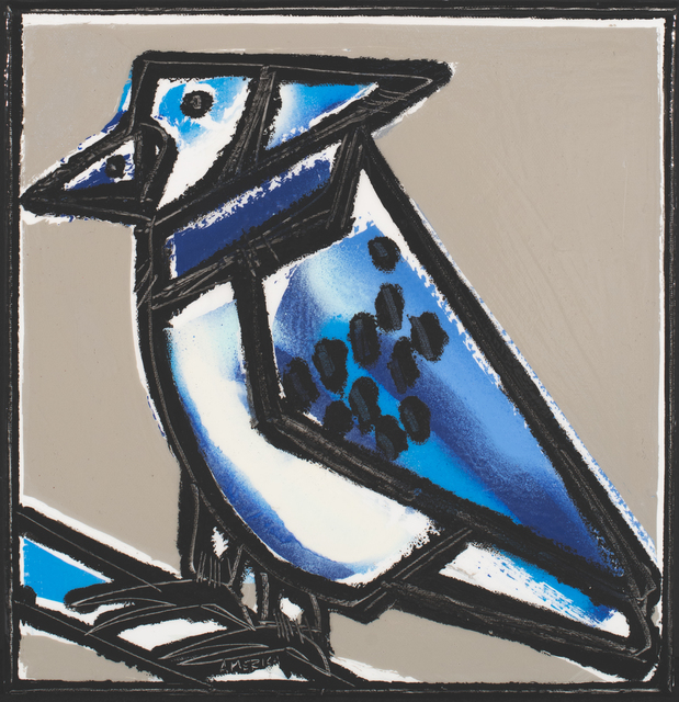 America Martin, 'The Blue Jay',  , JoAnne Artman Gallery