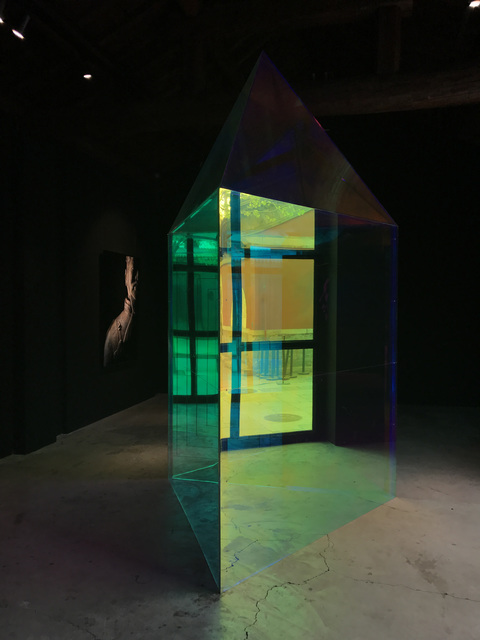 , 'Interraction Cosmos,' 2016, EGG Gallery