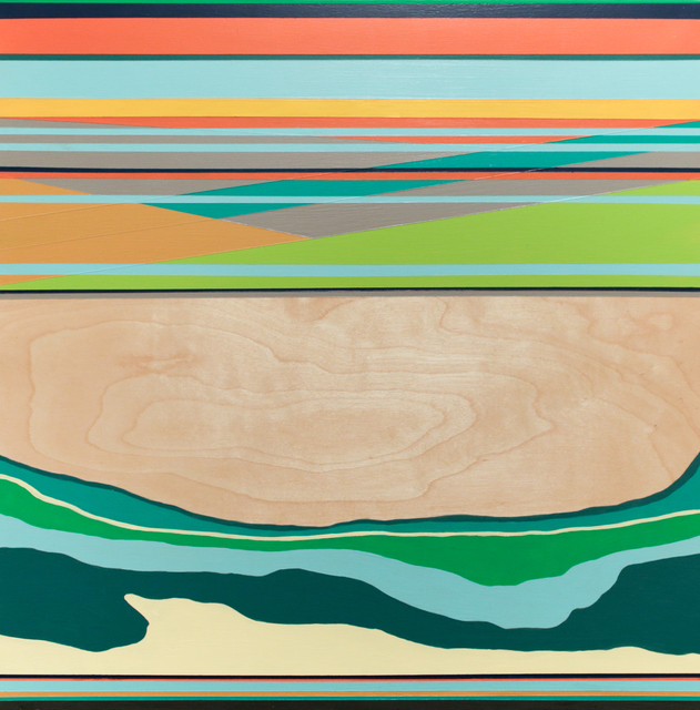 , 'Returning Tide,' 2016, Paradigm Gallery + Studio