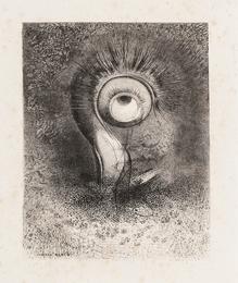 Il y eut peut-être une vision première essayée dans la fleur plate 2 from Les origines