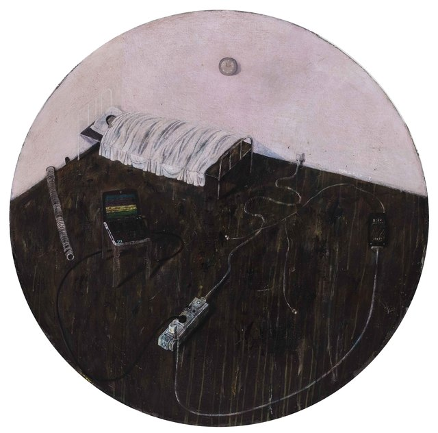 , 'Night No.5  ,' 2014, Line Gallery