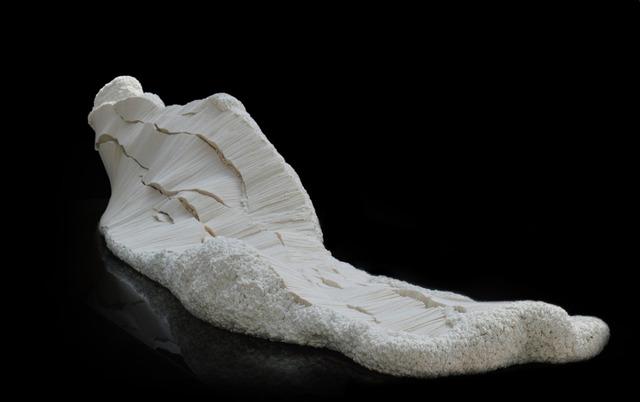 ", 'Textile sculpture ""Duel"",' 1996, BOCCARA ART"