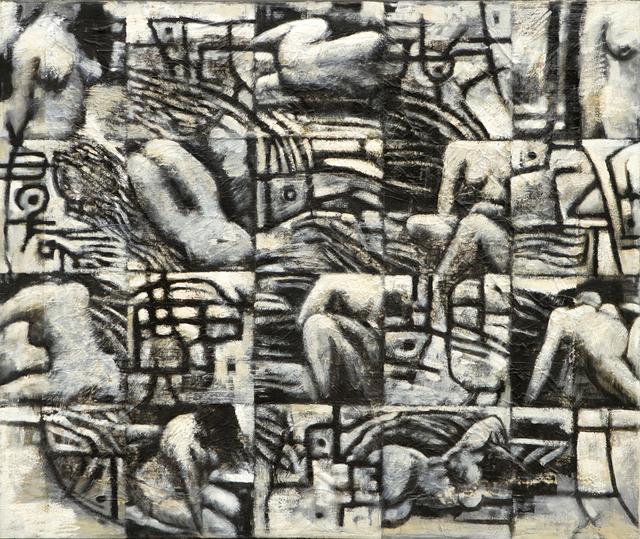 , 'Experimental Figurative Painting No.6,' 2006, ARTSPACE 8