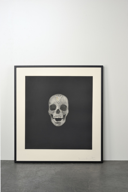 Damien Hirst, 'Victory over Death', 2008, Weng Contemporary