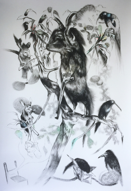 Per Dybvig, 'Untitled', 2017, Christine König Galerie