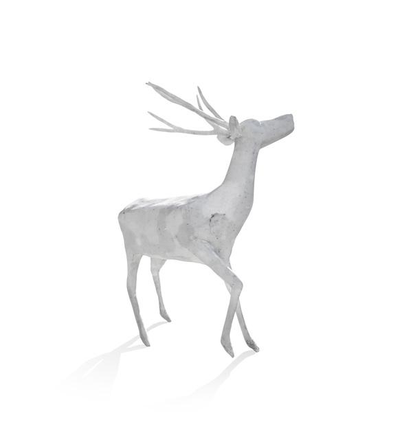, 'Marble Deer No.6,' 2015, Yiri Arts