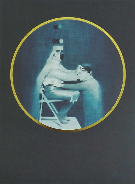 Adam Dix, 'Receive Thy Message', 2013, bo.lee gallery