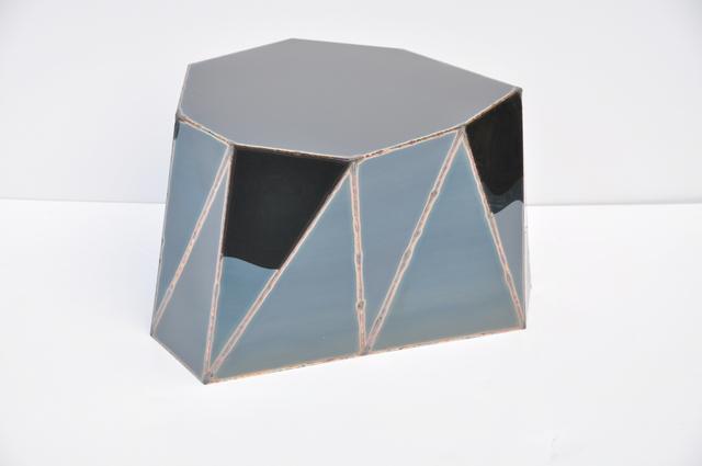 , 'Mirror Table Black,' 2012, Mazel Galerie