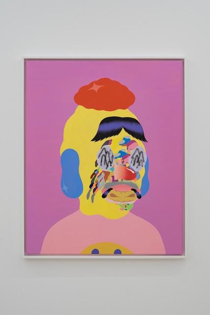 Grip Face, 'Generational disguise portrait #1', 2019, LUNDGREN GALLERY
