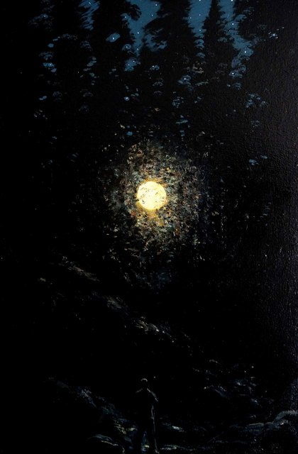 , 'Luna 1,' 2014, Nina Menocal Gallery