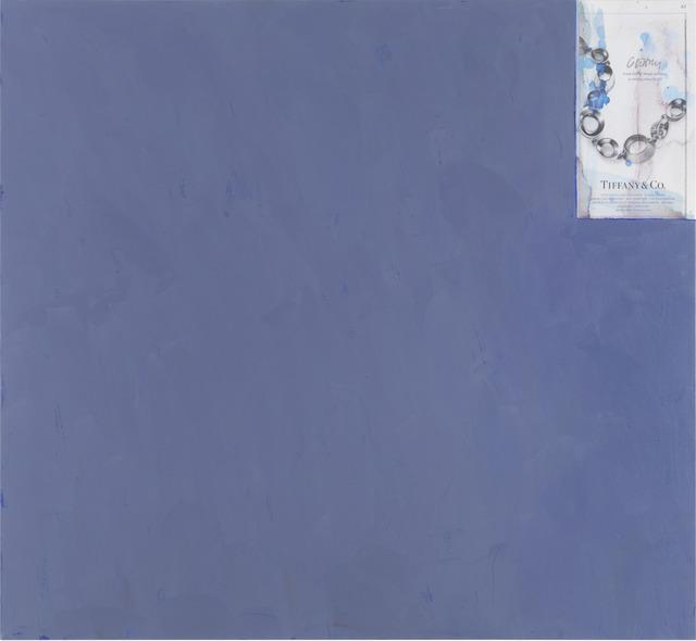 , 'Next Up,' 2010, Gagosian