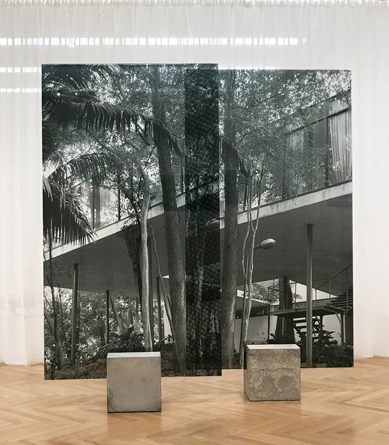 , 'Stilted House,' 2017, Christopher Grimes Projects