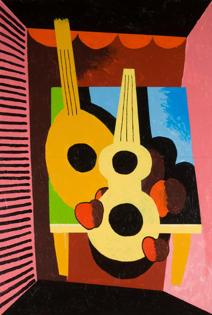 Russ Warren, 'Still Life with Stringed Instruments', 2018, Les Yeux du Monde Gallery