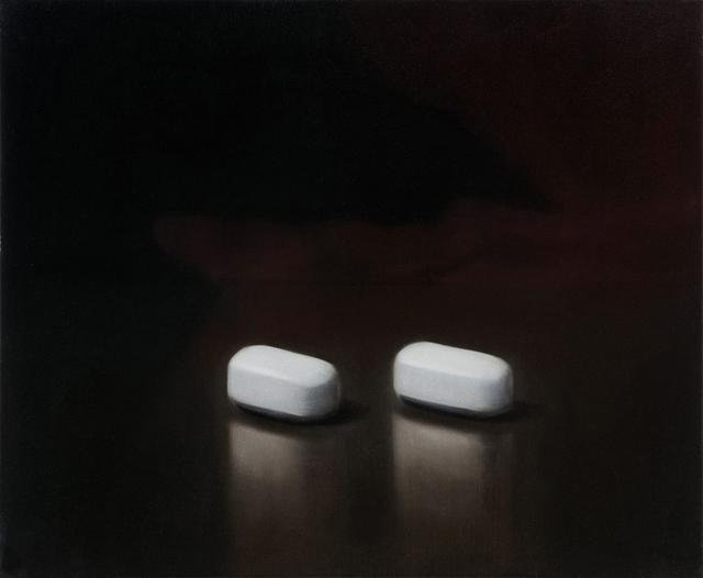 , 'Nurofen Plus,' 2009, Flowers