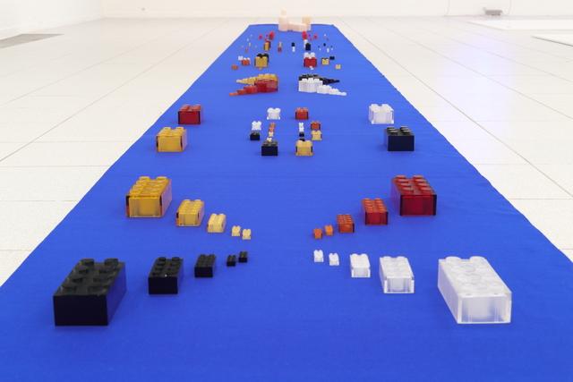 , 'Sã (100 legos),' 2014-2015, Museum Dhondt-Dhaenens