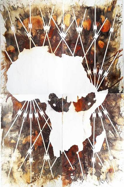 , '¡Mayibuye! ¡Afrika!,' 2014, ADN Galeria (Barcelona)