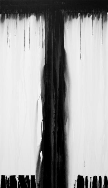 , 'Self-Portrait (Freehand 68),' 2013, Galerie Krinzinger