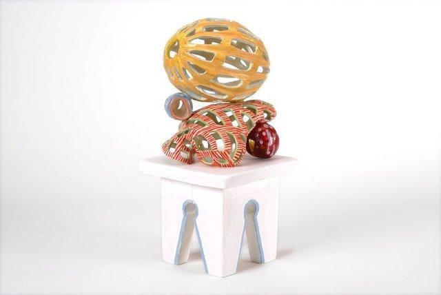 , 'Reclining Objects,' 2019, George Billis Gallery