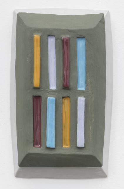 , 'slat,' 2018, Elizabeth Harris Gallery
