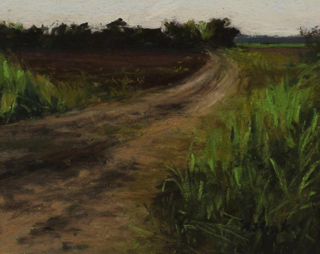 , 'Road at Dusk,' , LeMieux Galleries