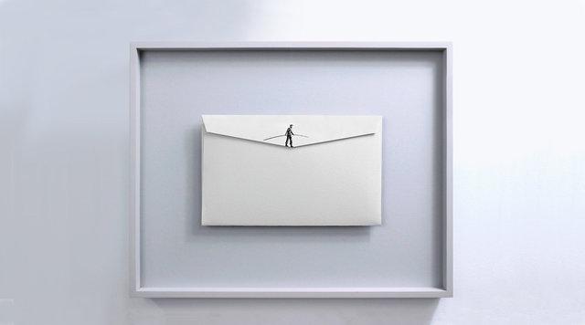 Pejac, 'Love Letter', 2018, Digard Auction