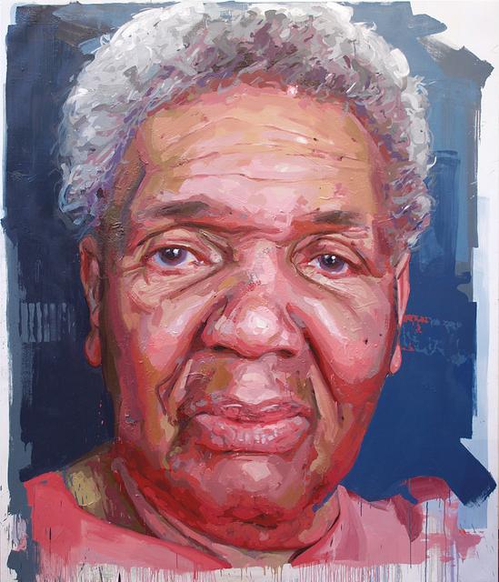 , 'F.B.J.,' 2015, Yeelen Gallery