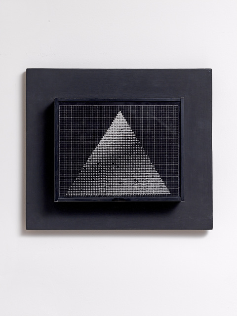 , 'Lightpyramid,' 1970, Setareh Gallery