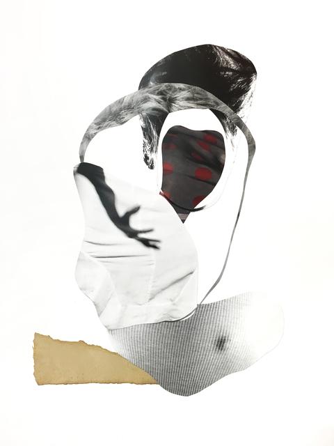 greet weitenberg, 'Contempory collage: Bodyparts IV- Greet Weitenberg', 2018, PontArte