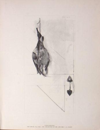 Andrew Wyeth, 'Canvasbacks', The Loft Fine Art