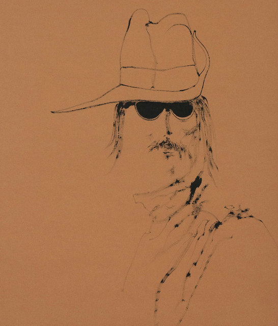 , 'Hippie with a Digger Hat,' 1968, Caviar20