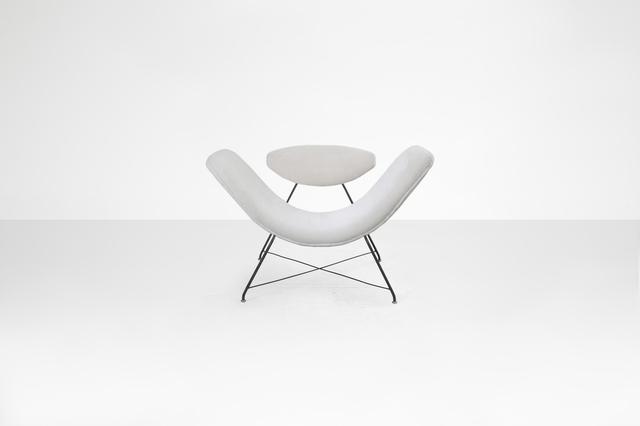 ", 'Armchair model ""Reversible"",' 1955, Side Gallery"