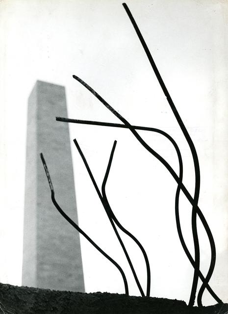 , 'Symbol ,' ca. 1950, RocioSantaCruz