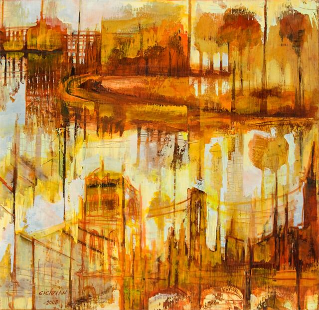 , 'November in Boston,' , Emillions Art