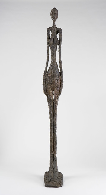 , 'Tall Woman IV,' 1960, Yuz Museum
