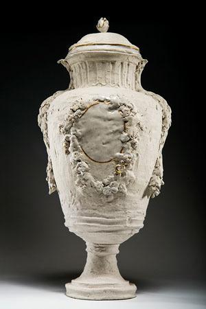 , 'Earthstone Vase, from the Tresor Decouvert Series,' 2014, Cynthia Corbett Gallery